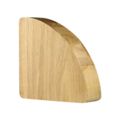 Bisbell Original Oak Magnabloc Knife Block