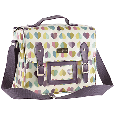 Beau & Elliot Vintage Satchel Lunch Bag