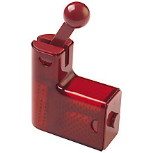Buy Kuhn Rikon Ratchet Grater, Red Online at johnlewis.com