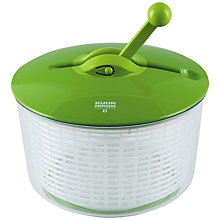 Buy Kuhn Rikon Ratchet Salad Spinner Online at johnlewis.com