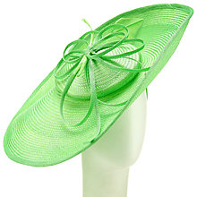 Buy John Lewis Anna Braid Disc Occasion Hat, Apple Online at johnlewis.com