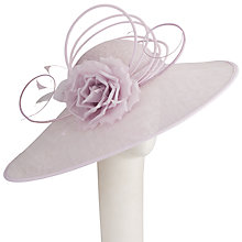 Buy John Lewis Fiona Rose Disc Sinamay Occasion Hat Online at johnlewis.com