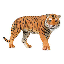 Buy Papo Figurines: Tiger Online at johnlewis.com