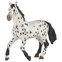 Buy Papo Figurines: Appaloosa Horse Online at johnlewis.com