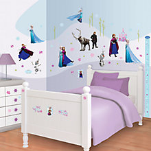 Buy Disney Frozen Room Decor Kit Online at johnlewis.com