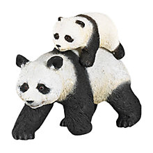 Buy Papo Figurines: Panda & Baby Panda Online at johnlewis.com