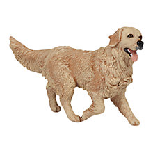Buy Papo Figurines: Golden Retriever Online at johnlewis.com
