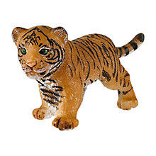 Buy Papo Figurines: Tiger Cub Online at johnlewis.com