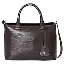 Buy Modalu Austen Small Leather Grab Bag Online at johnlewis.com