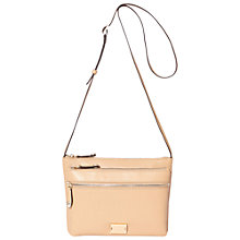 Buy Modalu Dashwood Leather Across Body Bag Online at johnlewis.com