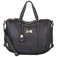 Buy Nica Amelia Grab Bag, Black Online at johnlewis.com