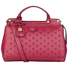 Buy Nica Jenifer Grab Bag, Raspberry Online at johnlewis.com