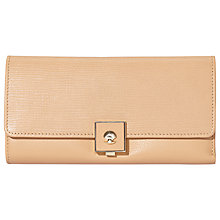 Buy Modalu Verity Leather Flap Over Matinee Purse Online at johnlewis.com