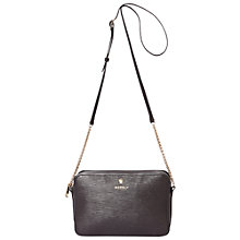 Buy Modalu Austen Leather Across Body Bag Online at johnlewis.com