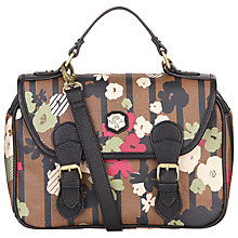 Buy Nica Mika Maggie Print Satchel, Multi Online at johnlewis.com
