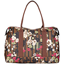 Buy Nica Samantha Maggie Print Weekend Holdall Bag, Multi Online at johnlewis.com