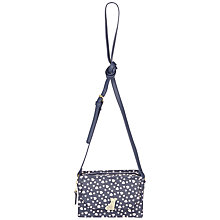 Buy Nica Venice Crossbody Bag, Navy Online at johnlewis.com