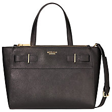 Buy Modalu Belle Medium Leather Grab Bag Online at johnlewis.com