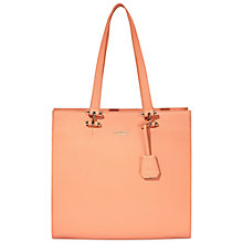 Buy Cara Large Leather Shopper Bag Online at johnlewis.com