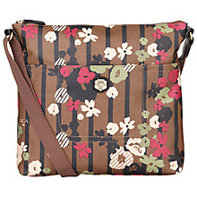 Buy Nica Darcia Messenger Bag, Multi Floral Online at johnlewis.com