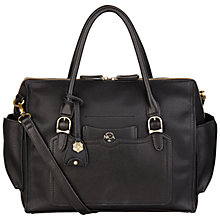Buy Nica Malena Large Grab Bag, Black Online at johnlewis.com