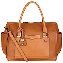 Buy Nica Malena Large Grab Bag, Tan Online at johnlewis.com