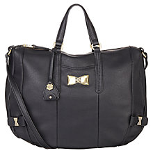 Buy Nica Cassie Shoulder Bag, Black Online at johnlewis.com