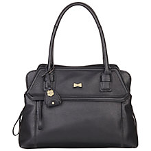 Buy Nica Elle Shoulder Bag, Black Online at johnlewis.com
