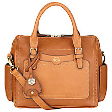 Buy Nica Melena Mini Bowler Bag, Tan Online at johnlewis.com
