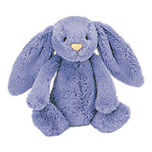 Buy Jellycat Bashful Bluebell Bunny, Large Online at johnlewis.com