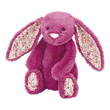 Buy Jellycat Blossom Rose Bunny, Large Online at johnlewis.com