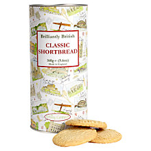 Buy Milly Green Postcard Collection Shortbread Biscuits, 160g Online at johnlewis.com