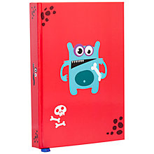 Buy Fourth Wall Brands Monsters A5 Notebook Online at johnlewis.com
