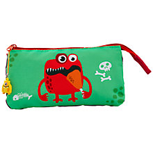 Buy Fourth Wall Brands Monsters Pencil Case, 3 Pocket Online at johnlewis.com
