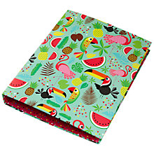 Buy Fourth Wall Brands Tropicalia Ring Binder, 25mm Online at johnlewis.com