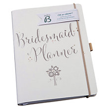 Buy Busy B Ktwo Bridesmaid Planner Online at johnlewis.com
