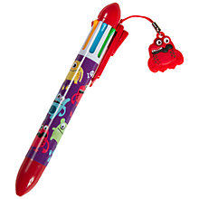 Buy Fourth Wall Brands Monsters Multi-Colour Pen Online at johnlewis.com
