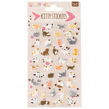 Buy Container Group Kitty Stickers Online at johnlewis.com