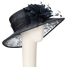 Buy John Lewis Lola Beaded Down Brim Occasion Hat Online at johnlewis.com