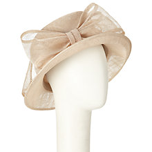 Buy John Lewis Maddy Bow Down Brim Occasion Hat Online at johnlewis.com