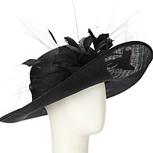 Buy John Lewis Jade Medium Up Brim Hat Online at johnlewis.com