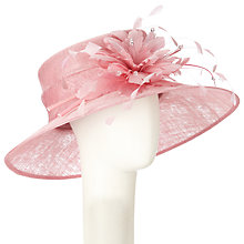 Buy John Lewis Lola Beaded Down Brim Hat Online at johnlewis.com
