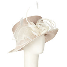 Buy John Lewis Thea Small Side Up Bow Hat Online at johnlewis.com