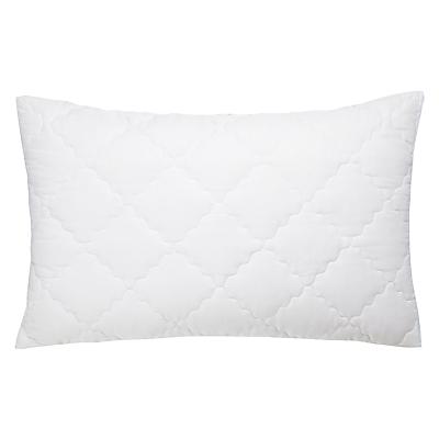 John Lewis Micro-Fresh Pure Cotton Pillow Enhancer