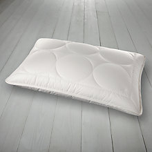 Buy John Lewis Lightweight Luxury Standard Pillow, Soft/Medium Online at johnlewis.com
