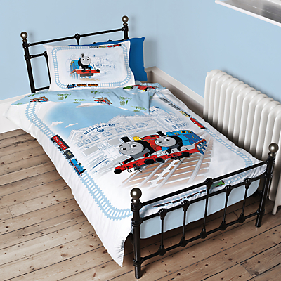 Thomas the Tank Engine Single Duvet Cover and Pillowcase Set