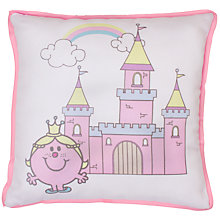 Buy Mr Men Little Miss Sleepover Cushion Online at johnlewis.com