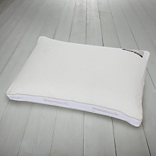 Buy Sealy Pocket Spring Back Standard Pillow, Soft Online at johnlewis.com