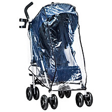 Buy Baby Jogger Vue Single Raincover Online at johnlewis.com