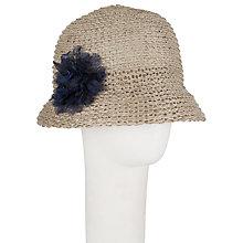 Buy John Lewis Knitted Italian Cloche Hat Online at johnlewis.com